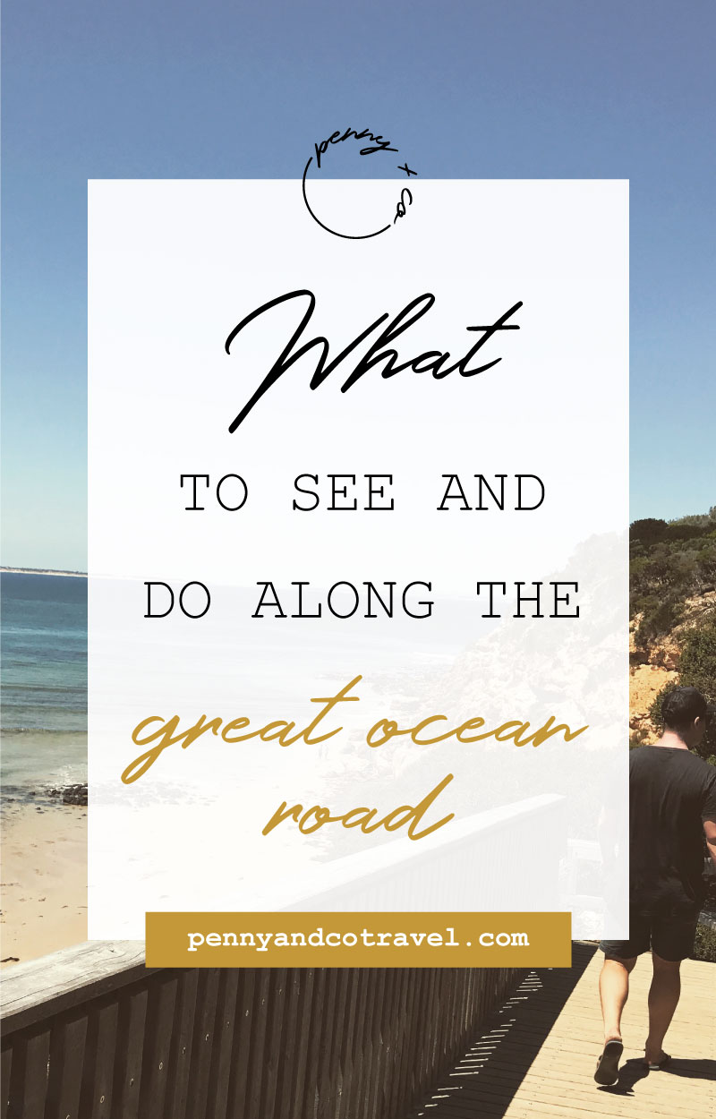 what to see and do along the great ocean road