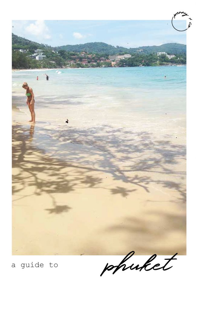A guide to phuket